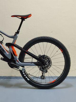 Bicicleta eléctrica lapierre talla M..