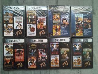 DVD Cine del Oeste 3x1 precintados