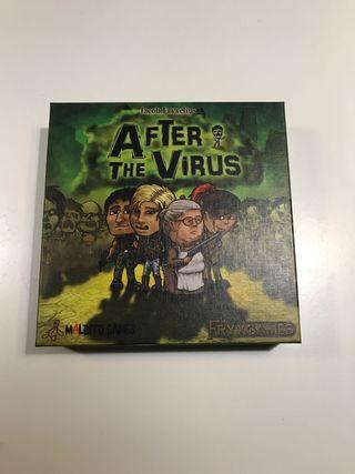 After the Virus, Juego de Mesa