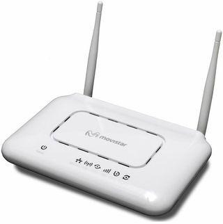 Router Zte Movistar inalámbrico