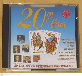 20 EN OROS - CD 1992