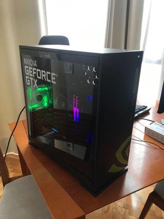 PC Gaming con nVidia GTX 1070