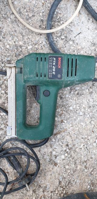 Grapadora electrica bosch PTK 28E