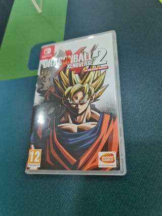 Nintendo Switch DRAGÓN BALL XENOVERSE 2
