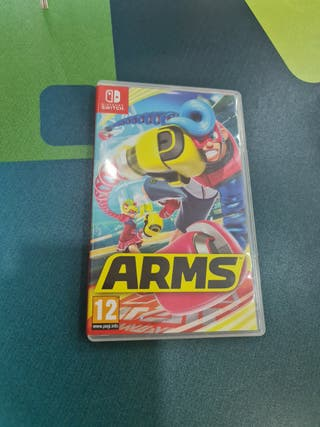 Nintendo Switch ARMS OFERTA