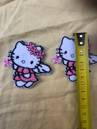 Parches hello kitty 2€