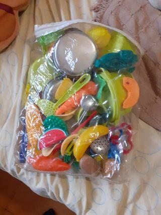 juguetes de cocinitas