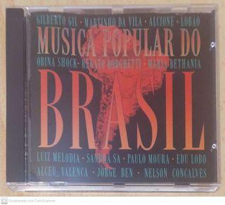 MUSICA POPULAR DO BRASIL - CD 1993
