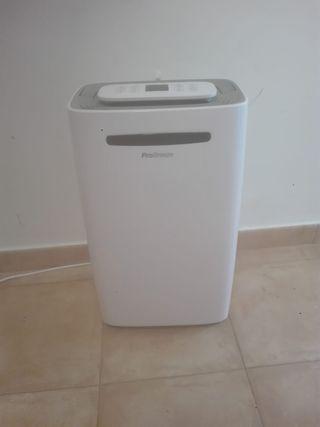 dehumidificador, purificador aire