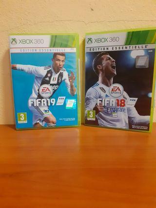 Juegos XBox 360 FIFA