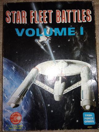 STAR FLEET BATTLES - Wargame espacial