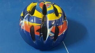 Casco de bicicleta 56-62 L