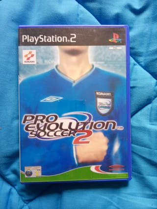 Pro Evolution Soccer 2 - Ps2 Playstation 2.