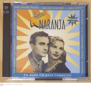 SU MEDIA NARANJA - Doble CD 1995