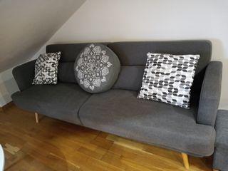 sofa cama Elvis de maisons du monde