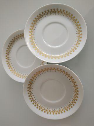 Rosenthal platos porcelana