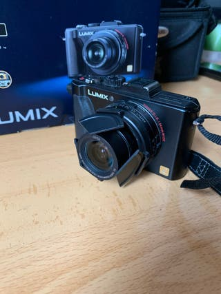 Campará fotos Lumix Lx5