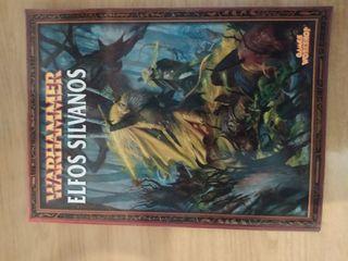 Elfos Silvanos: Warhammer Libro de Ejército