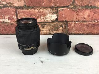 Objetivo Nikon DX 55-200mm