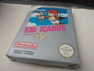 Juego Kid Icarus Nintendo NES Nese Nese.