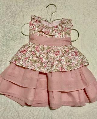 Precioso vestido 18 meses