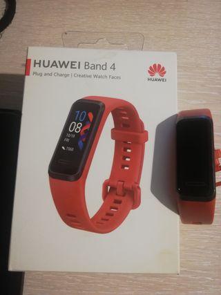 Huawei Band 4 (Pulsera de actividad)