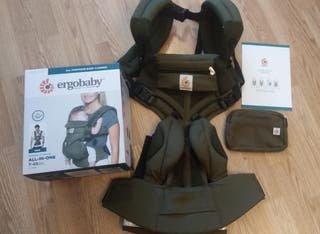 Ergobaby Omni 360 cool air