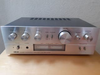 amplificador akai