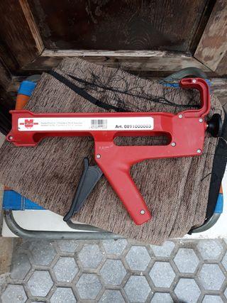 pistola silicona Würth.