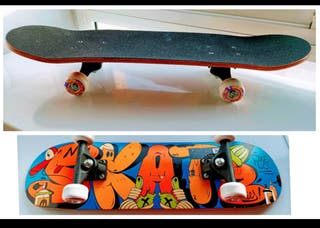 Monopatin - Skate