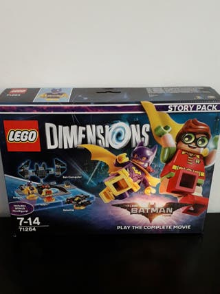 LEGO DIMENSIONS THE LEGO BATMAN MOVIE