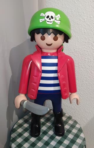 Playmobil XXL Pirata Rico antiguo