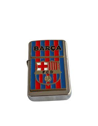 Mechero futbol Barcelona a gasolina ,(sin gasolina
