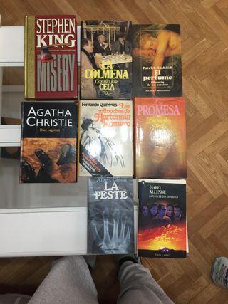 Varias novelas