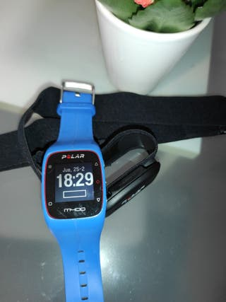 Reloj pulsómetro POLAR M400