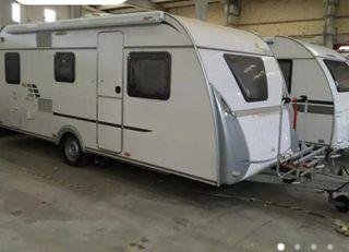 caravana Sun Roller - Adriá 2014