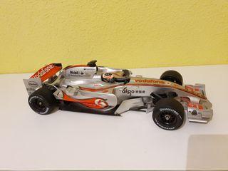 McLaren, Fernando Alonso.