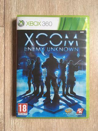 XCOM para Xbox 360