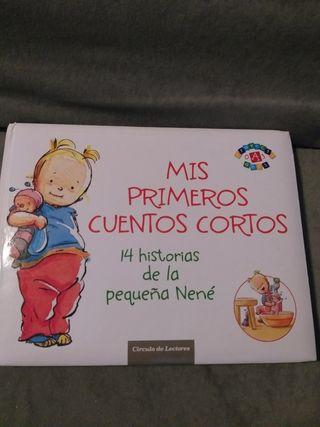 Mis primeros cuentos cortos. Libro infantil. 228 p