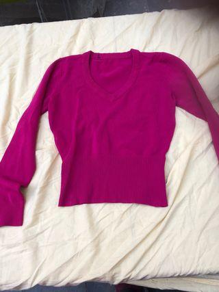 Suéter rosa 2€