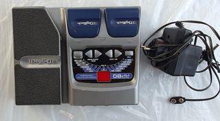MULTIPEDAL GUITARRA DIGITECH RP80