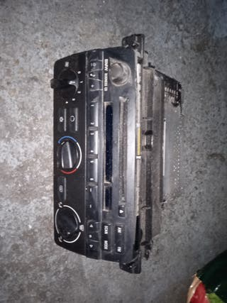 radio y clima BMW e46