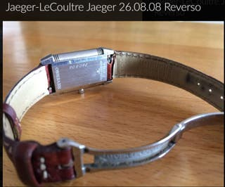 Jaeger Le Coultre Reverso mujer