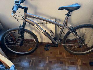 Bicicleta btwin 5.1 Talla L de 26
