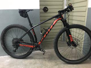 Bicicleta mtb scott scale 925