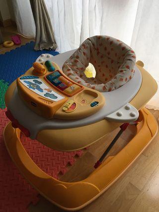 Andador de bebés marca chico