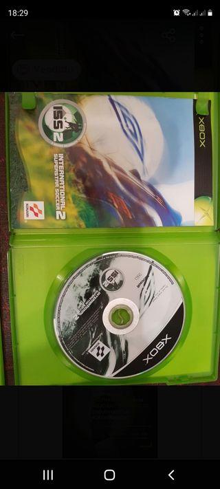 Xbox clásica: ISS 2