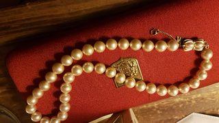 Collar perlas Majórica 45 cm.