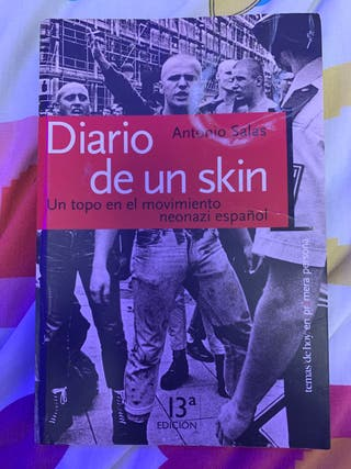 Libro diario de skin