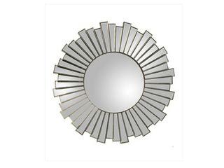 Espejo moderno redondo